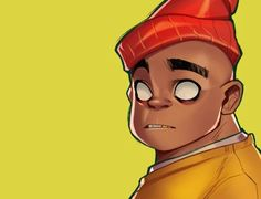 See more 'Gorillaz' images on Know Your Meme! Character Art, Character Design, Russel Hobbs, Gorillaz Art, Jamie Hewlett, Thing 1, Undertale Fanart, Ship Art, My Favorite Music