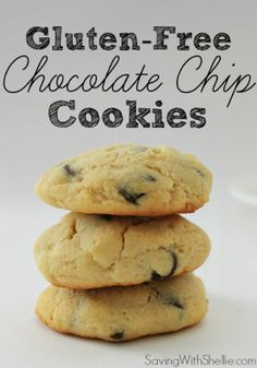 Gluten Free  Cookies by Saving with Shellie
