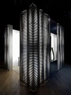 DIFFA by Appelquist-Architects , via Behance
