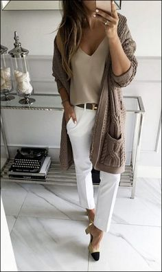 128 trendy business casual work outfit for women 2019 page 9 – Office Outfits 128 trendy business casual work outfit for women 2019 page 9 – Office Outfits,Office Outfits Spring Outfits Women, Fall Outfits For Work, Casual Work Outfits, Work Casual, Casual Dressy, Casual Office, Casual Boots, Casual Attire, Casual Clothes
