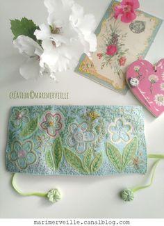 Carnet couture Jardin imaginaire d'Alice - Marimerveille 13