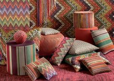 Missoni Home repinned from david keeler