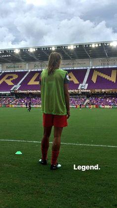Lindsey Schultz ( - Sport News Orlando Pride, Alex Morgan Soccer, Soccer Memes, Tobin Heath, Orange Is The New Black, Soccer Players, Powerful Women, Sports News, Portland Thorns