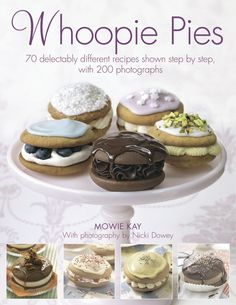 Whoopie pies @Sarah Chintomby Chintomby Cornelissen Now that's a #Whoopie!  Please make for me xx