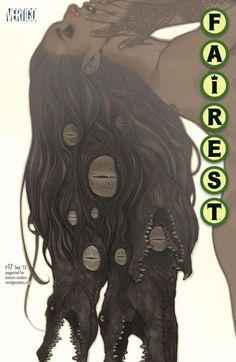 #Fairest #17 #Vertigo (Cover Artist: Adam Hughes) On Sale: 7/3/2013