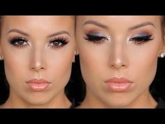 Anastasia Beverly Hills Shadow Couture Palette Tutorial | LustreLux - YouTube