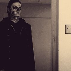 American Horror Story, Tate - Evan Peters GIF