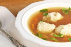 Sűrű és fűszeres krumpligombócleves: ennél egyszerűbb nem is lehetne Soup Recipes, Healthy Recipes, Healthy Meals, Dash Diet, Soups And Stews, Risotto, Potatoes, Dishes, Vegetables