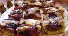 Pite mézes fahéjas szilvával Serbian Recipes, French Toast, Breakfast, Food, Morning Coffee, Essen, Meals, Yemek, Eten