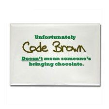 code brown, nurses know #nurse