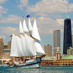 "Tall Ship ""Windy""."