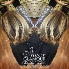 HAIRPAINTING GOING ON BY KATRINA #shearglamourhairsalon #tomsrivernj #nofilter #coloring #hairpainting #balayage @wellahairusa @wellaeducation @modernsalon @veda_hair_magazine @beautylaunchpad @american_salon @behindthechair_com by shearglamourhairsalon