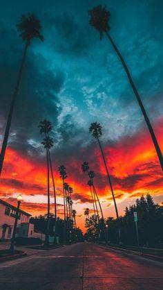Wallpaper - Beautiful Sunset Miami View iPhone Wallpaper - iPhone Wallpapers - My CMS Fundo Hd Wallpaper, Trippy Wallpaper, Background Hd Wallpaper, View Wallpaper, Sunset Wallpaper, Landscape Wallpaper, Wallpaper Backgrounds, Miami Wallpaper, Amazing Wallpaper Iphone