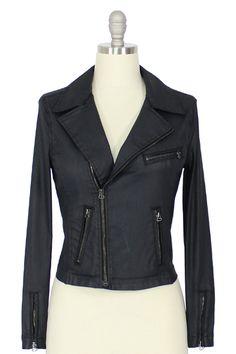 #AGJeans #BikerJacket #LoveIt #Leather