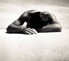 "Max Dupain :: Sunbaker, 1937 / more [+] by this photographer ""It was a simple…"