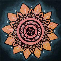 Facebook Sign Up, Cosmic, Mandala, Flowers, Mandalas, Royal Icing Flowers, Flower, Florals, Coloring Pages Mandala