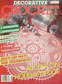 Decorative Crochet Magazines 5 - Gitte Andersen - Álbumes web de Picasa