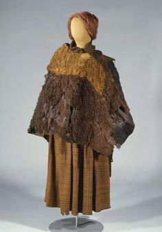 The Huldremose woman's clothes