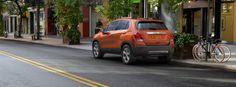 2015 Trax: Small SUV – Compact SUV | Chevrolet