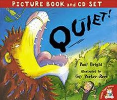 QUIET (BOOK + CD)