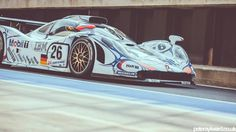 This Beauty is the UK's Largest Historic Racing Event • Petrolicious