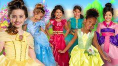 Trajes Disney Princess