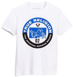True Religion Buddha Circle Tee (Big Boys)