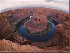 Horseshoe Bend Colorado Plateau