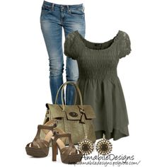 Casual Date, created by amabiledesigns on Polyvore