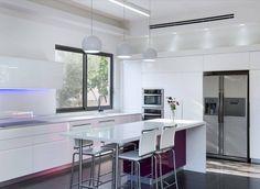 Elegante y moderno: Casa privada por Arq. Yonit desde Israel , lleva un estilo único lleno de elegancia!