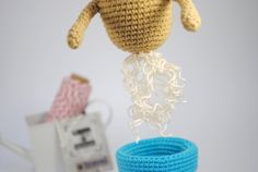 Crochet Toys, Inventions, Create, Crocheted Toys