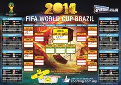 download now !! world cup 2014 time table