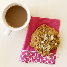 WeightWatchers.com: Weight Watchers Recipe - Cornmeal and Oat Breakfast Tops