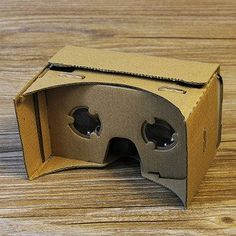 """Gydoxy(TM)DIY Google Cardboard Virtual Reality VR Mobile Phone 3D Viewing Glasses for 5.0"""" Screen Google VR 3D Glasses AY028-SZ. 100% brand new and high quality. Biconvex lenses x 2pcs. Ceramic disc magnet 3/4"""" x 1pcs. Neodymium (rare earth) magnet 3/4"""" x 1/8"""" x 1pcs. Pairs of Velcro (attached)."""