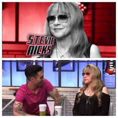#TeamAdam with Stevie Nicks