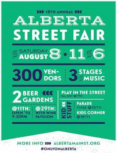 2015 Alberta Street Fair