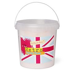 MICHTON Retro candy floss