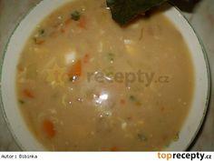 Gurmánská polévka Cheeseburger Chowder, Mashed Potatoes, Soup, Ethnic Recipes, Whipped Potatoes, Smash Potatoes, Soups