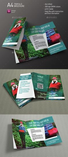 Angle Brochure Template InDesign INDD. Download here: http://graphicriver.net/item/angle-brochure/14994368?ref=ksioks