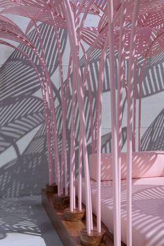Дизайнерский лежак Le Refuge от Marc Ange