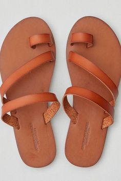 American Eagle Outfitters AE Toe Ring Slide Sandal (affiliate link)