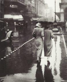 Rainy day | Paris 1934 (unknown)