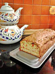 Cookbook Recipes, Cooking Recipes, Biscotti Cookies, Greek Recipes, Banana Bread, Brunch, Food And Drink, Snacks, Breakfast