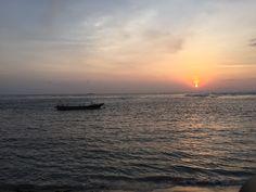 Sun rise at bali