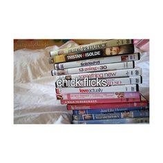 Mean Girls, The Notebook, Letters To Juliet, The Lucky One, Safe Haven, the list goes on and on...