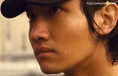 changmin in fly with the gold