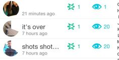 You are also able to see who if anyone has screen shotted your snapchat story