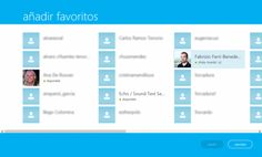Aprende a adicionar tus contactos favoritos en Skype por el teléfono móvil