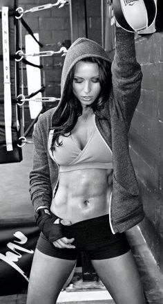 Jelena Abbou, née Jelena Djordjevic, is a figure competitor / model and personal trainer.