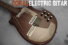 AF110: The Danelectro Coral Electric Sitar